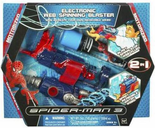 Spider-Man 3 Electronic Web Spinning Blaster