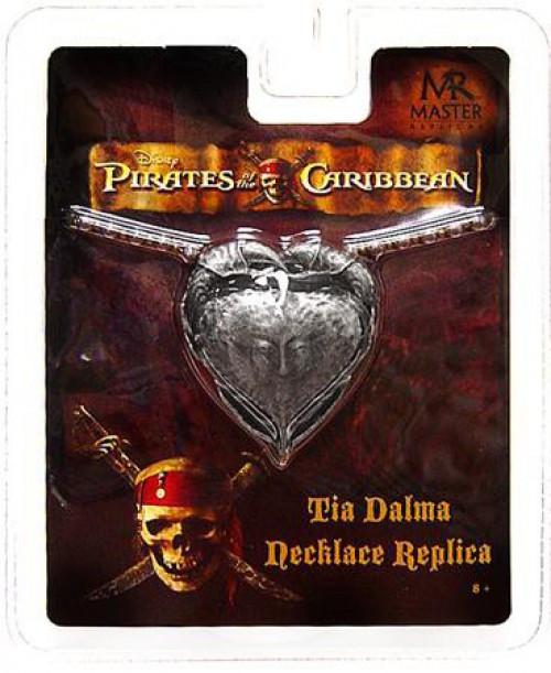 Pirates of the Caribbean Tia Dalma Necklace