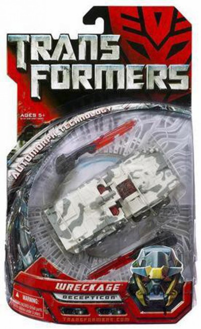 Transformers Movie Wreckage Deluxe Action Figure
