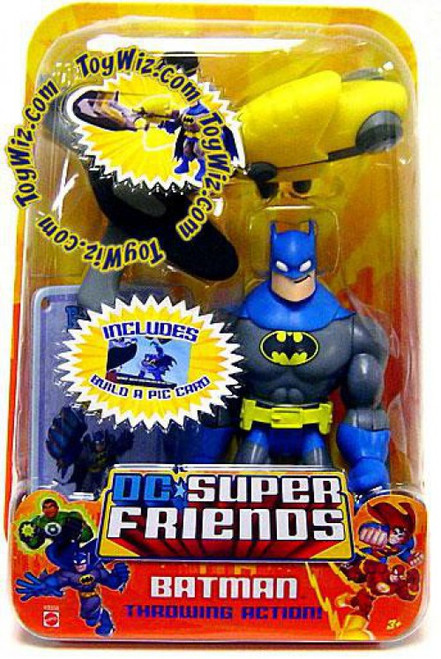 DC Super Friends Batman Action Figure