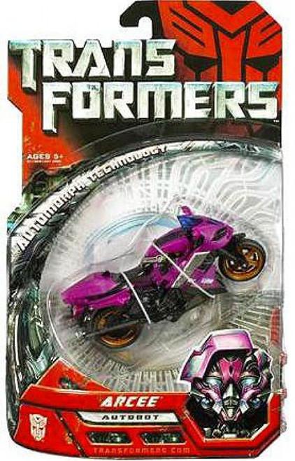 Transformers Movie Arcee Exclusive Deluxe Action Figure