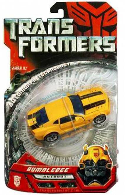 Transformers Movie Bumblebee Deluxe Action Figure [2008 Concept Camaro]