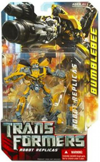 Transformers Movie Robot Replicas Bumblebee Action Figure