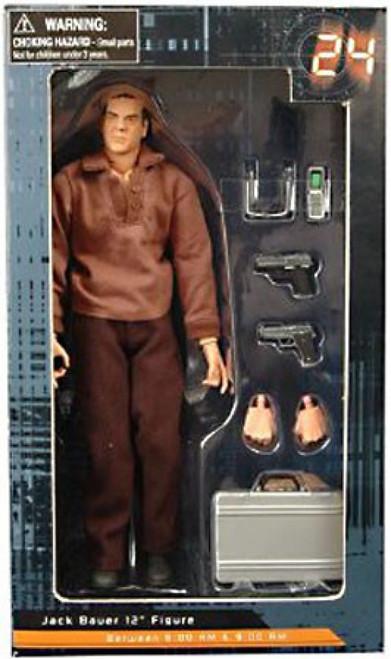 24 Jack Bauer Deluxe Action Figure [8:00 AM]