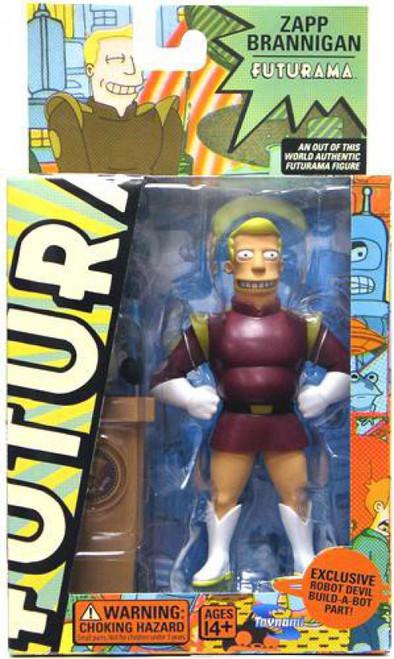 Futurama Build-a-Bot Series 2 Zapp Brannigan Action Figure