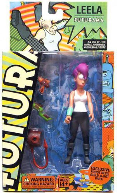 Futurama Build-a-Bot Series 2 Leela Action Figure