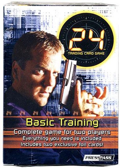 24 Trading Card Game Basic Training 2-Player Starter Set