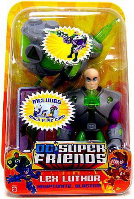 Superman DC Super Friends Lex Luthor Action Figure