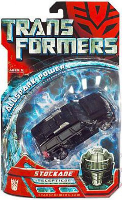 Transformers Movie Stockade Deluxe Action Figure