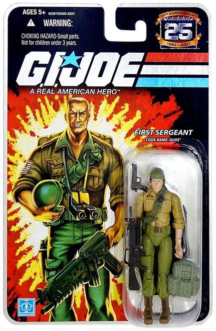 GI Joe 25th Anniversary Wave 4 Duke Action Figure