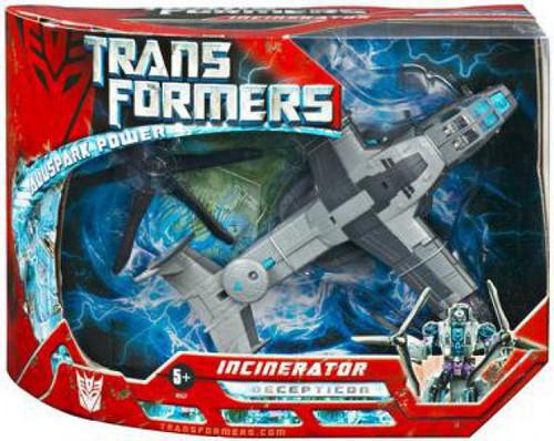 Transformers Movie Incinerator Voyager Action Figure