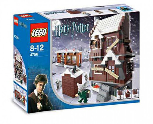 LEGO Harry Potter Prisoner of Azkaban Shrieking Shack Set #4756