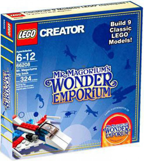 LEGO Creator Mr. Magorium's Wonder Emporium Set #66208