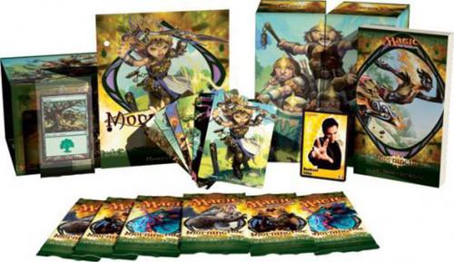 MtG Trading Card Game Morningtide Fat Pack