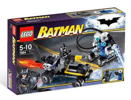 LEGO Batman's Buggy: Escape of Mr. Freeze Set #7884