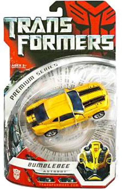 Transformers Movie Premium Series Bumblebee Deluxe Action Figure [Metallic]