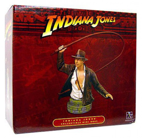 Indiana Jones Mini Bust