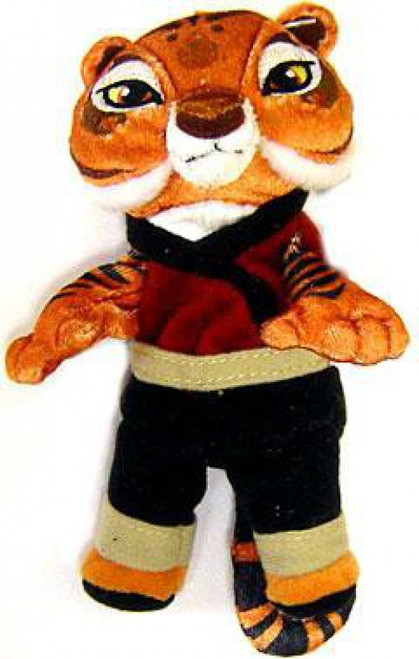 Kung Fu Panda Tigress 4-Inch Plush Figure [Young Version]