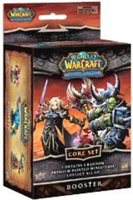 World of Warcraft Miniatures Game Core Set Booster Pack