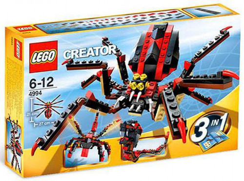 LEGO Creator Fierce Creatures Set #4994