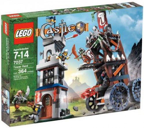 LEGO Castle Tower Raid Set #7037
