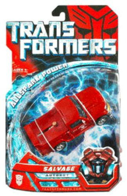 Transformers Movie Salvage Deluxe Action Figure