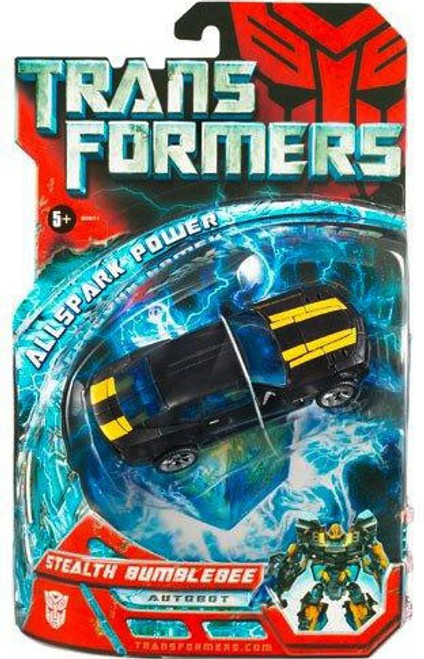 Transformers Movie Stealth Bumblebee Deluxe Action Figure