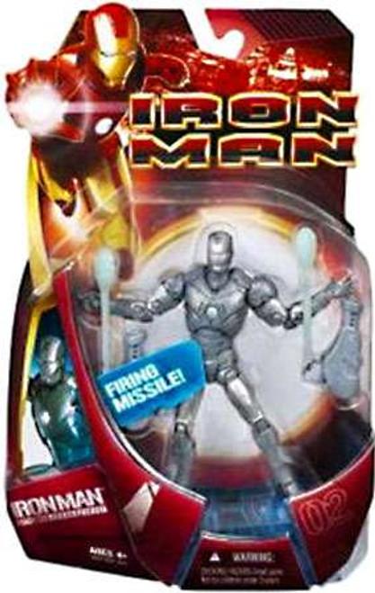 Iron Man Movie Iron Man Mark 02 Action Figure