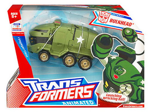 Transformers Animated Bulkhead Voyager Action Figure