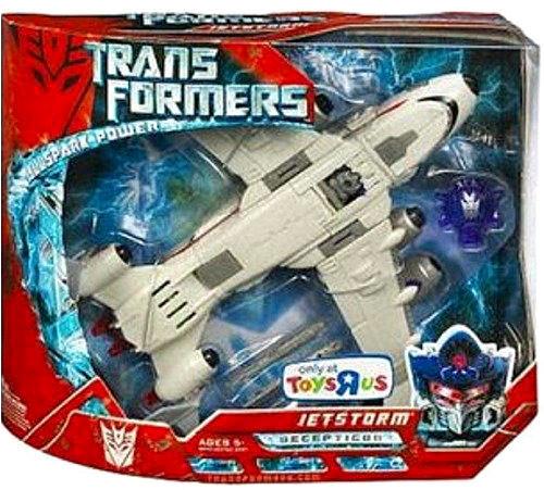Transformers Movie Jetstorm Exclusive Voyager Action Figure