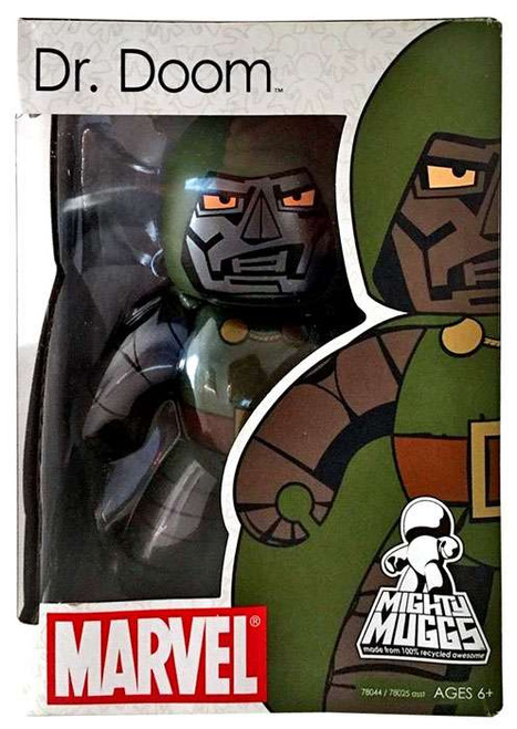 Marvel Mighty Muggs Series 2 Dr. Doom Vinyl Figure