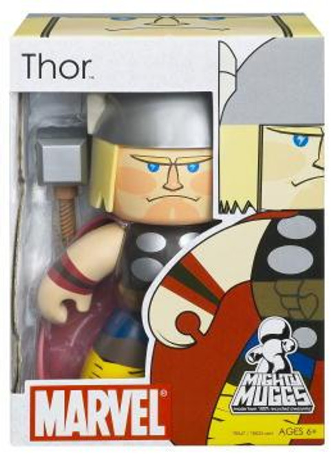 Marvel Mighty Muggs Series 3 Thor Vinyl Figure