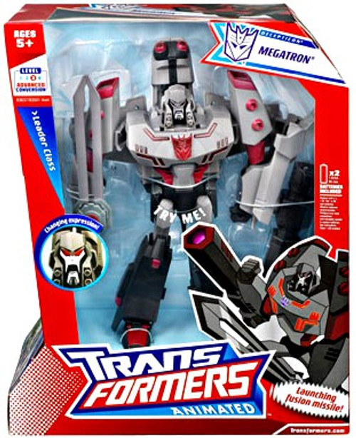 Transformers Animated Megatron Leader Action Figure