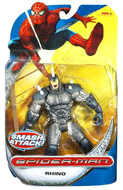Spider-Man Movie Spider-Man Trilogy Rhino Action Figure