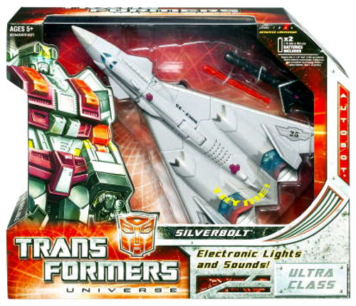 Transformers Universe Silverbolt Ultra Action Figure