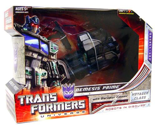 Transformers Nemesis Prime Exclusive Voyager Action Figure [Comic-Con Exclusive]