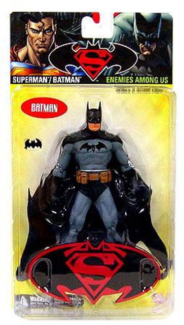 Superman Batman Series 6 Enemies Among Us Batman Action Figure