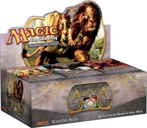 MtG Trading Card Game Shards of Alara Booster Box [36 Packs]