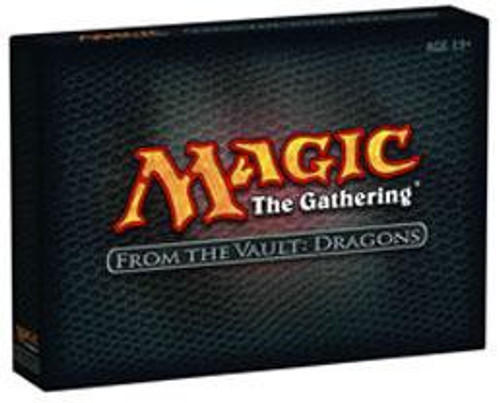 MtG Trading Card Game From the Vault: Dragons Boxed Set
