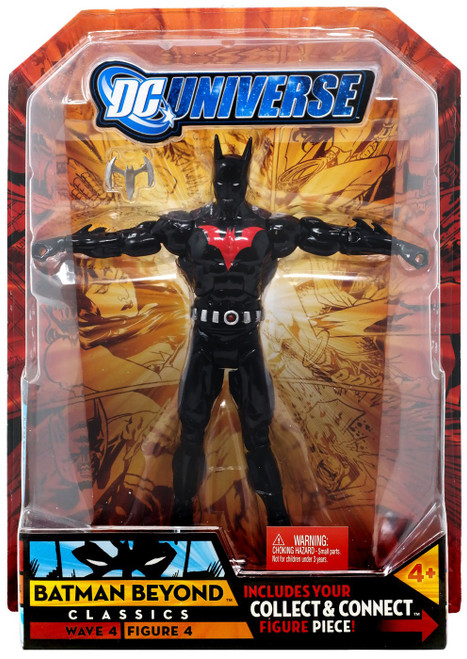 DC Universe Classics Despero Series Batman Beyond Action Figure #4