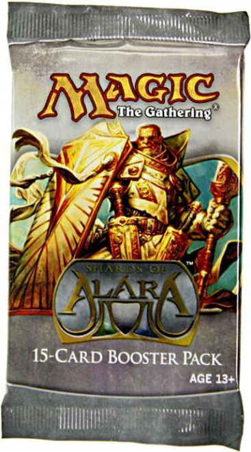 MtG Trading Card Game Shards of Alara Booster Pack [15 Cards]