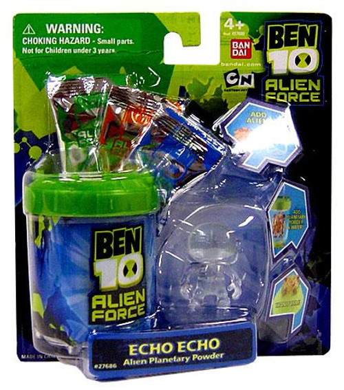 Ben 10 Alien Force Echo Echo Planetary Powder Set