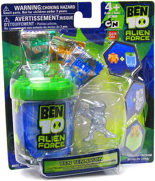 Ben 10 Alien Force Ben Tennyson Planetary Powder Set