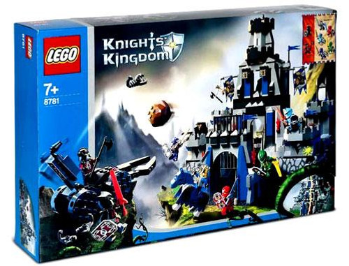 LEGO Knights Kingdom The Castle of Morcia Set #8781