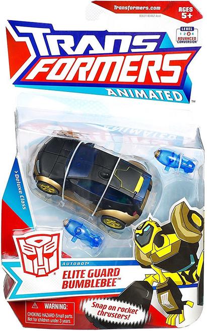 Transformers Animated Elite Guard Bumblebee Deluxe Action Figure