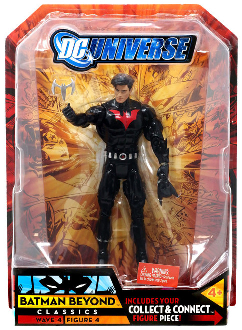 DC Universe Classics Wave 4 Batman Beyond Action Figure #4 [Unmasked]