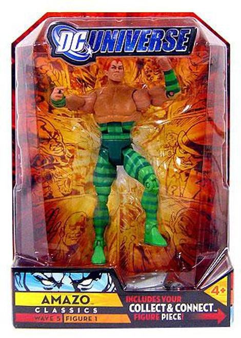 DC Universe Classics Wave 5 Amazo Exclusive Action Figure #1
