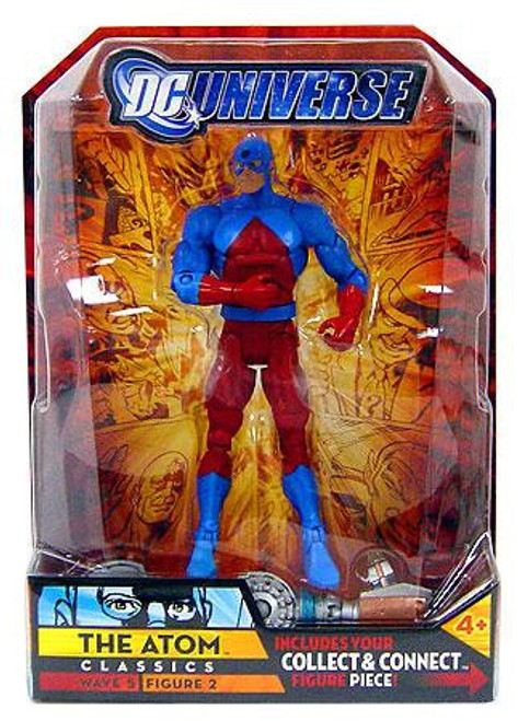 DC Universe Classics Wave 5 The Atom Exclusive Action Figure #2