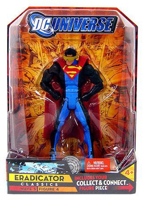 DC Universe Classics Wave 5 Eradicator Exclusive Action Figure #4