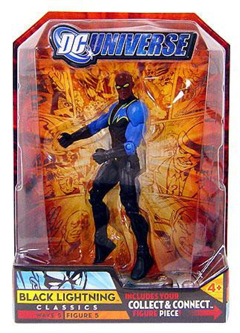 DC Universe Classics Wave 5 Black Lightning Exclusive Action Figure #5